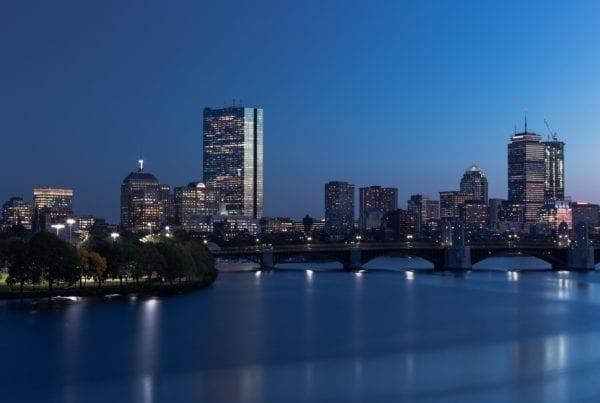 Boston night