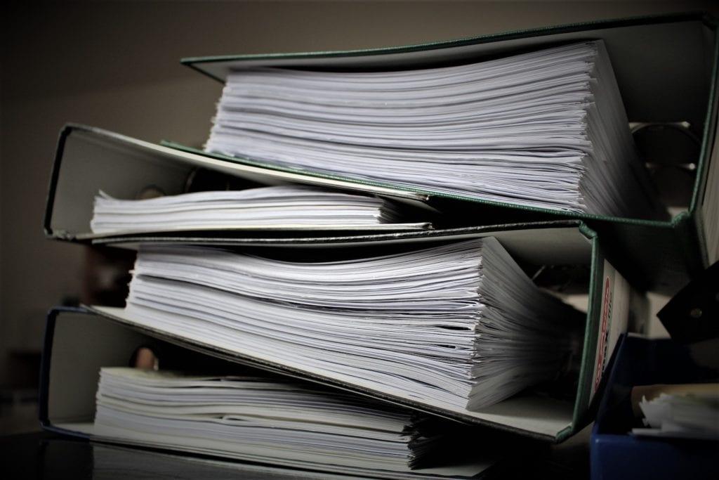 books folders official