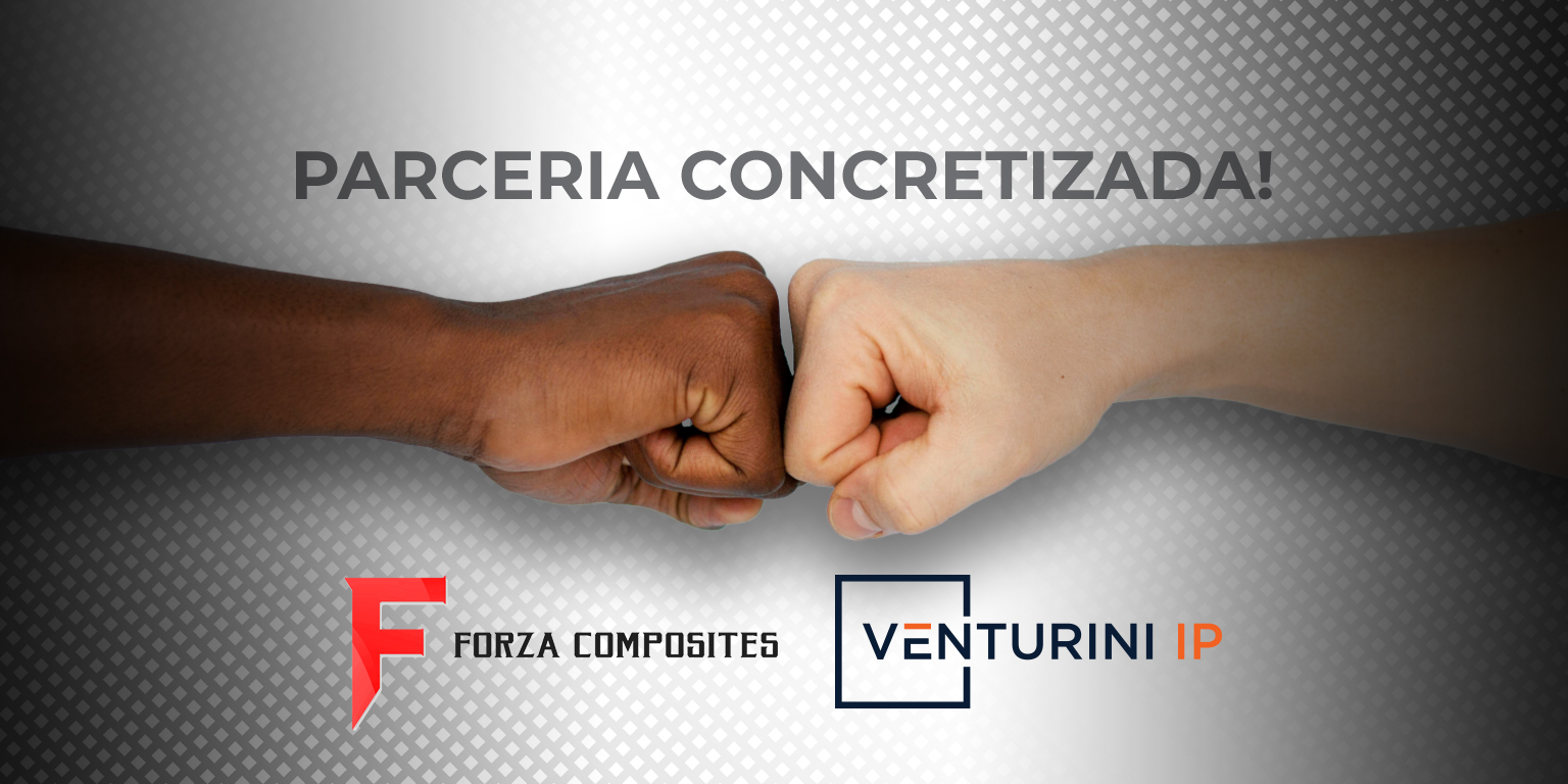Partnership between Forza Composites and Venturini IP